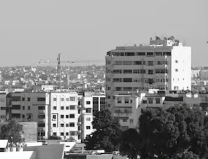 Legendaarinen Casablanca Marokossa